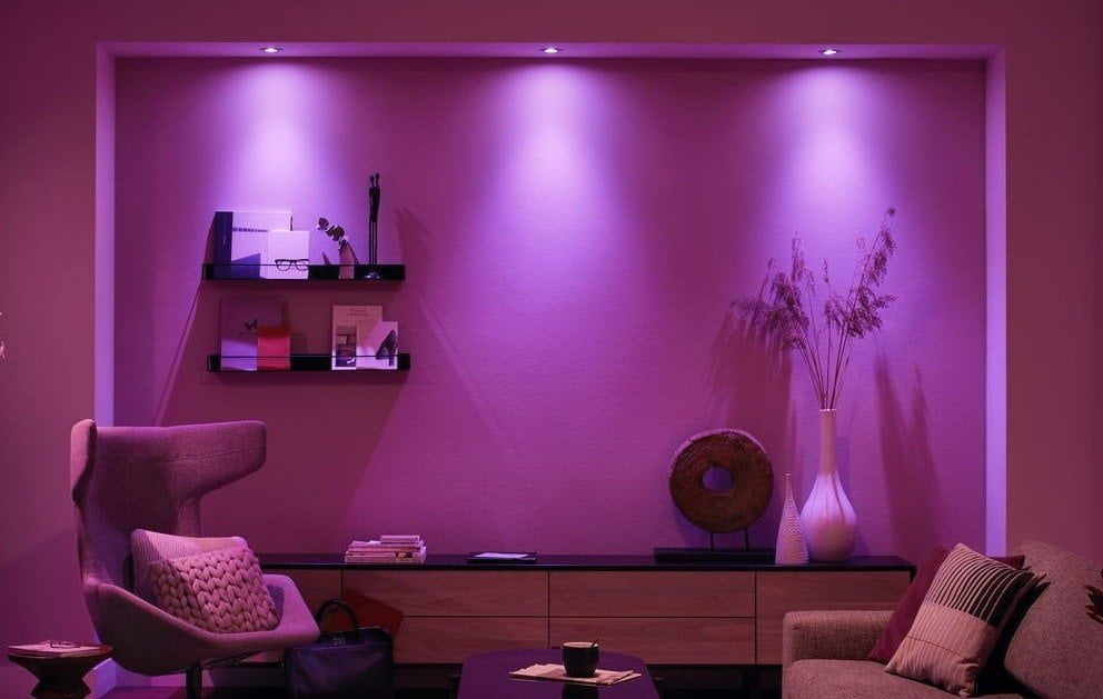 Philips Hue updates GU10 color bulbs