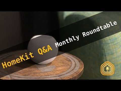Questions and Answers HomeKit - HomePod Rumors - Smart Chat Apple Home Home