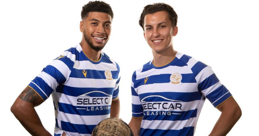 Reading FC launches the new home kit 2021-22 150 years and it's pretty damn cool