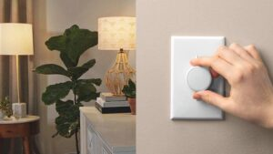 Review: Lutron Aurora solves the biggest problem with Philips Hue smart bulbs