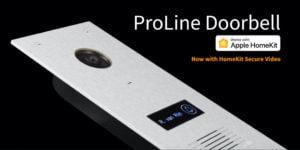 Robin ProLine is the first HomeKit Secure Video doorbell