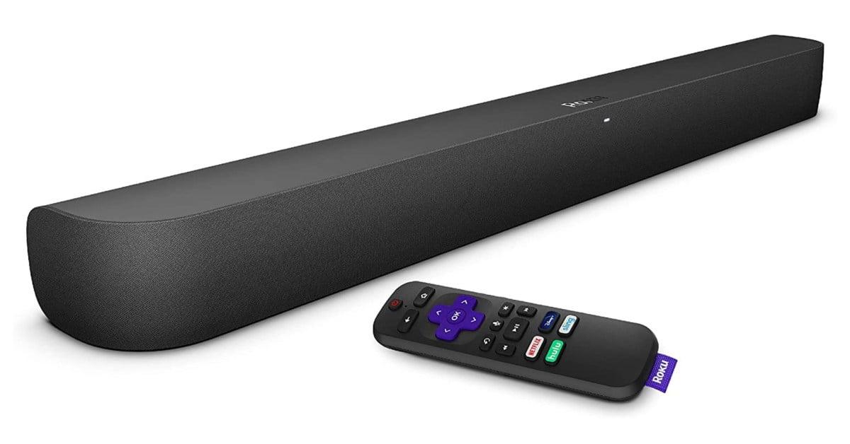 Roku Smart Soundbar offers AirPlay 2, HomeKit, for more than $ 150 (save $ 30)