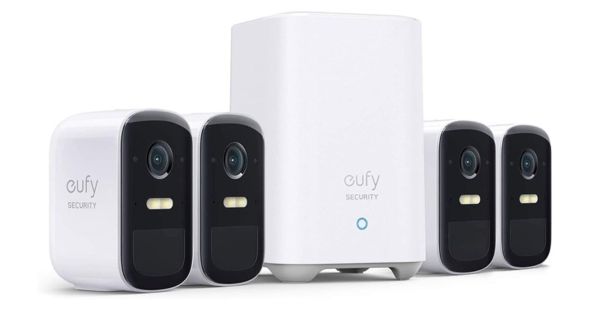 Save up to $ 98 on Anker eufy HomeKit camera systems, smart locks, over $ 32
