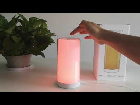Set up an Apple HomeKit compatible LED lamp compatible with your iPhone (Meross ...