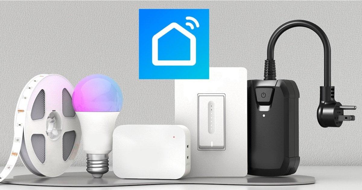 Smart plugs, lights and more