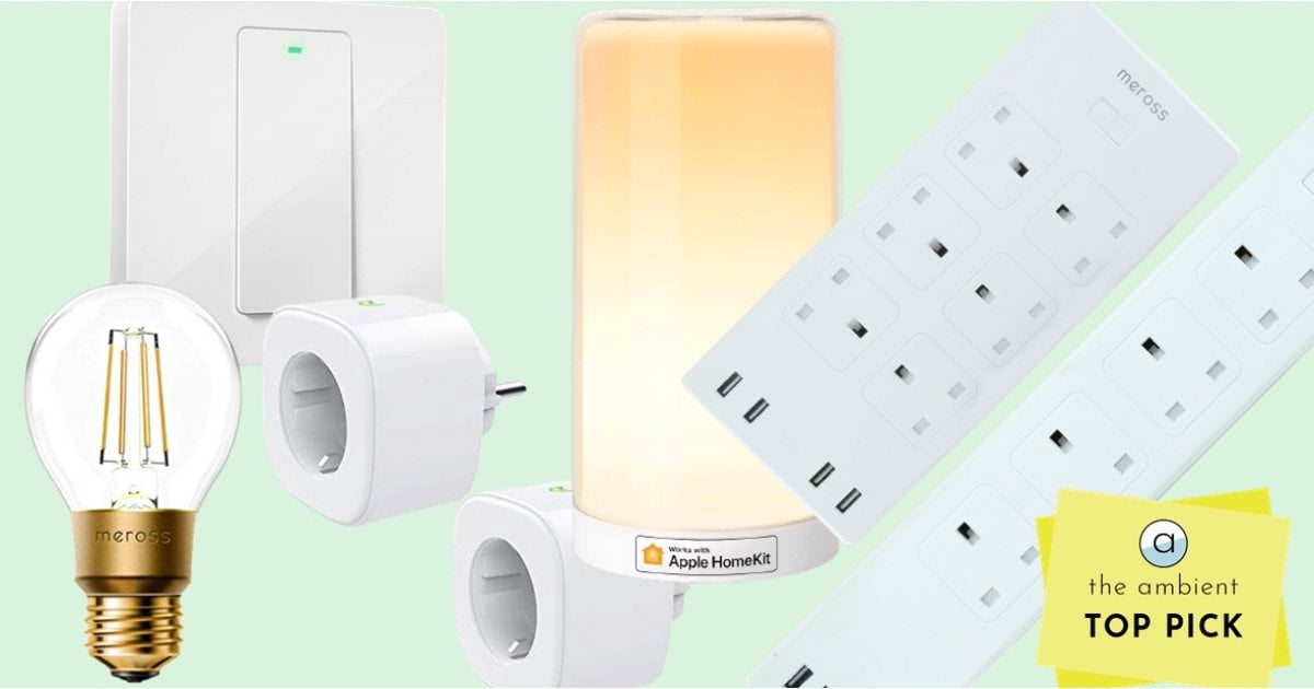 Smart plugs, lights, switches and more