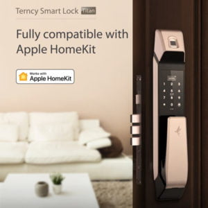 Terncy Introduce HomeKit Smart Lock to Their Range – Homekit News and Reviews
