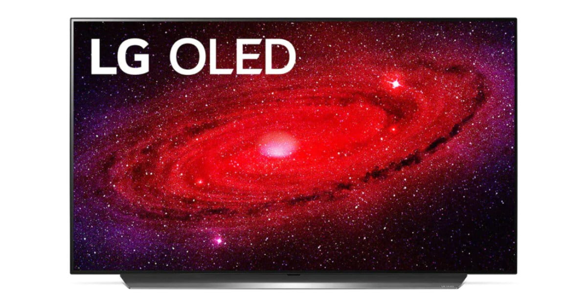 The 120-inch LG OLED 4K is built for the next generation with the first discount from $ 1,080 (Refurb, Orig. $ 1,498)