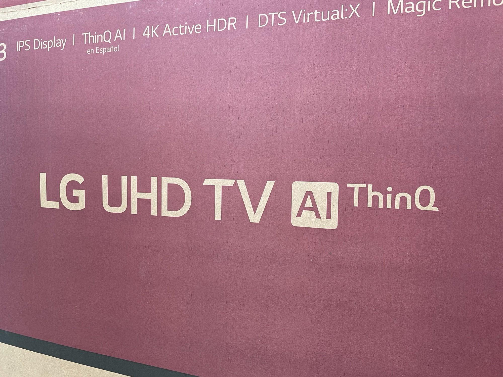 The Fun HomeKit weekend awaits LG UHD TV Air sensor