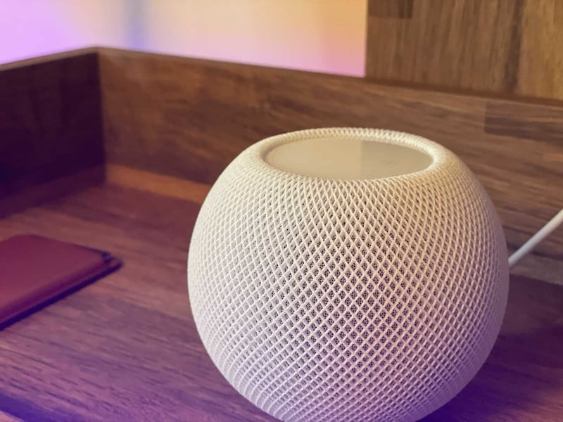 """The HomePod mini has a """"secret"""" sensor that could make the HomePod much smarter"""