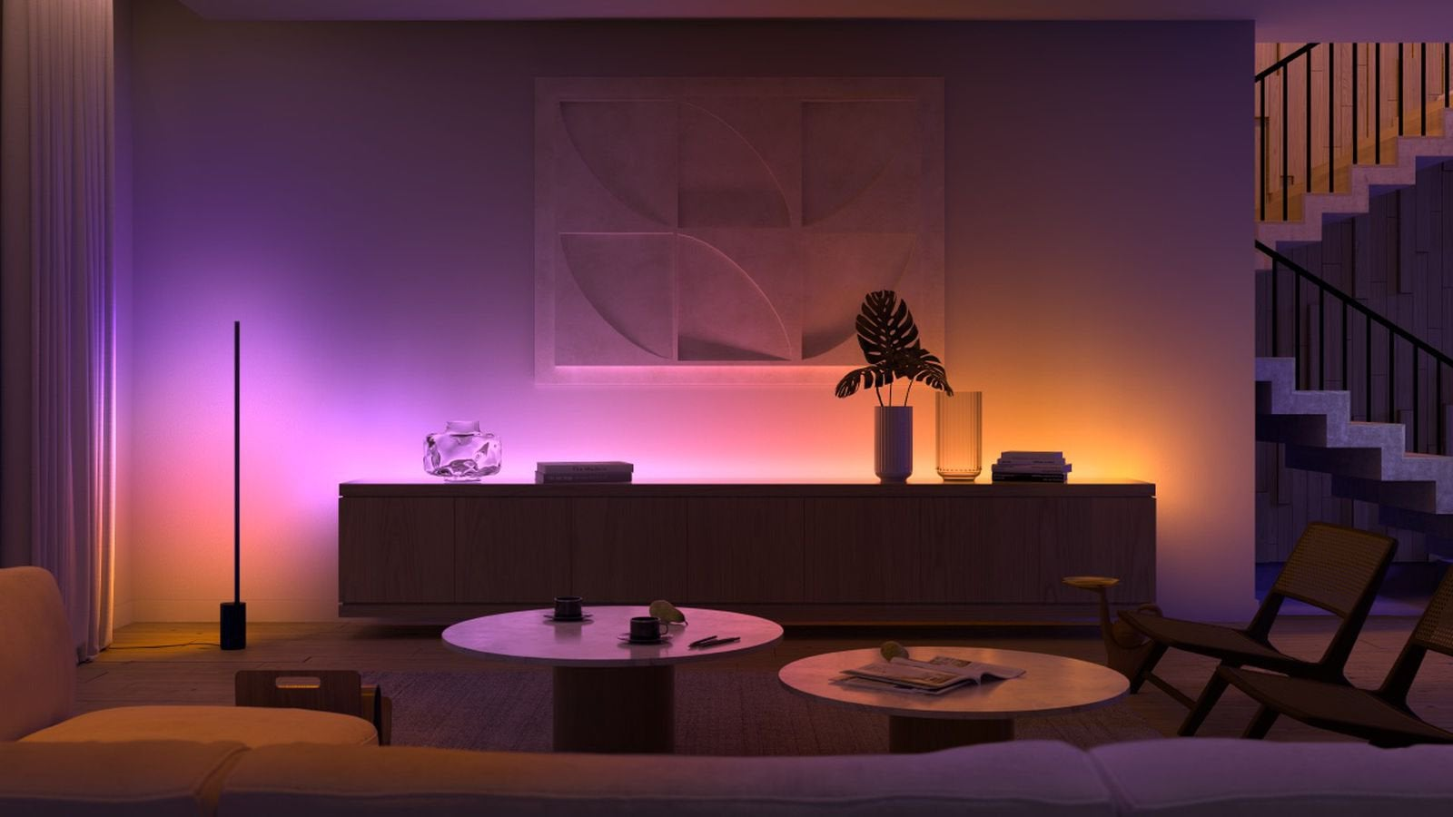 The Philips Hue line gains new gradient lights updated filament