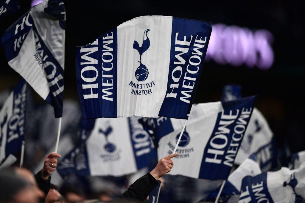 The Tottenham 2021-22 home kit has leaked online