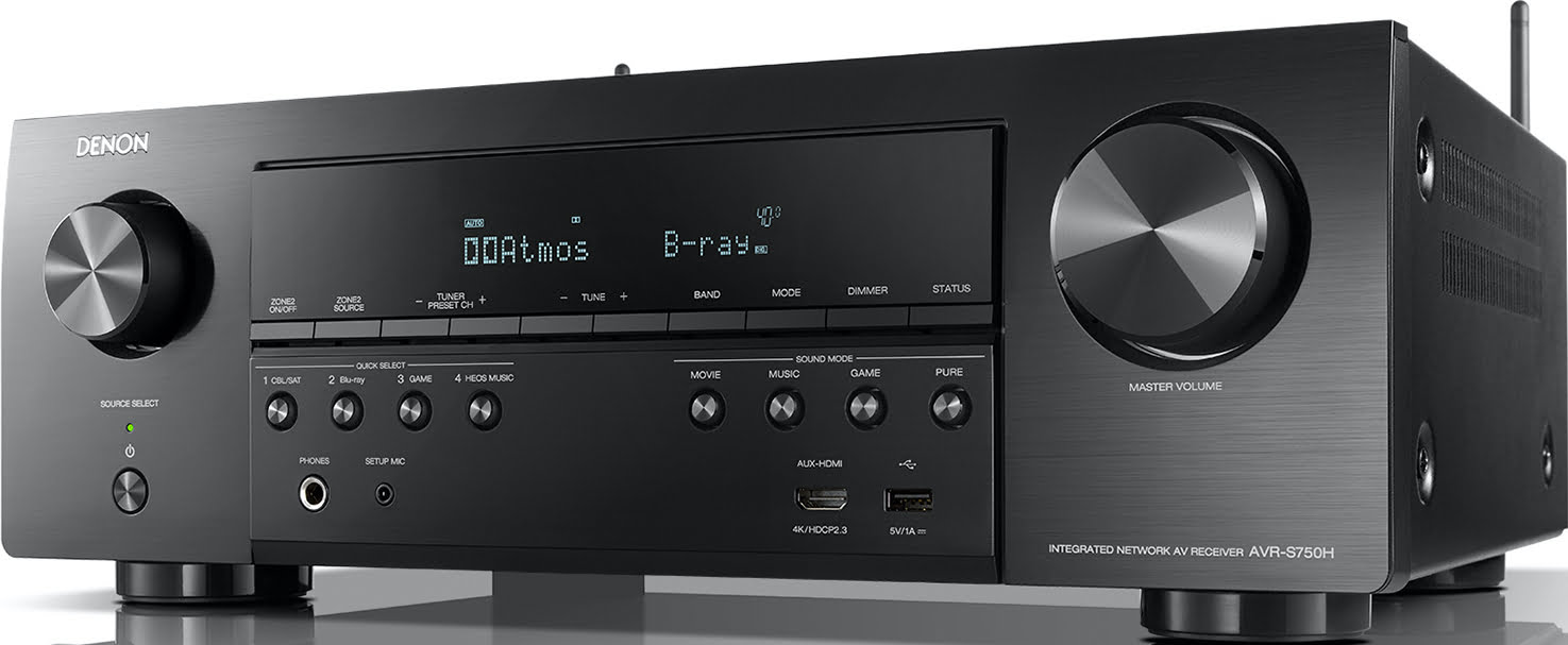 The best AV receivers for home theater and music 2021