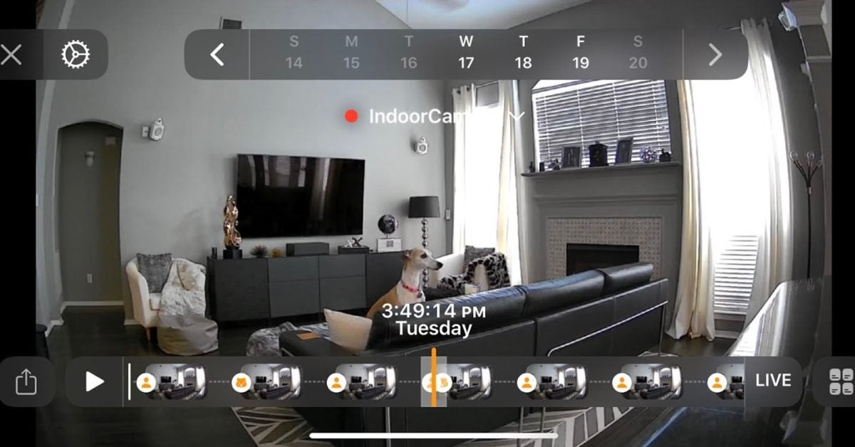 The breach of Eufy's privacy is leaked in both live and recorded camera streams