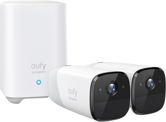 The eufyCam 2 update adds support for HomeKit Secure Video