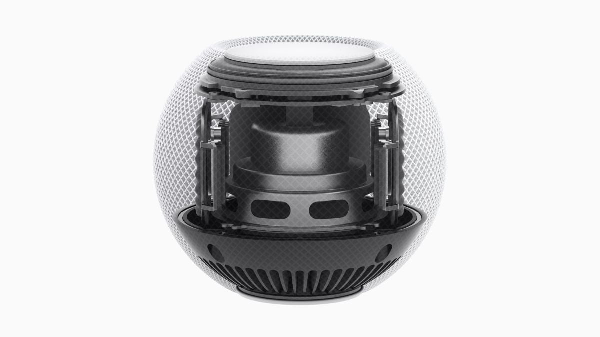 The new Apple HomePod with a planned screen - and the HomePod mini has a hidden sensor