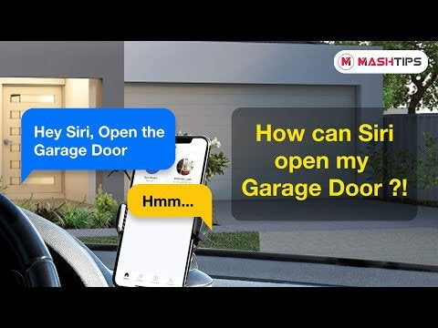 The unique Meross device supports up to 3 garage doors with HomeKit