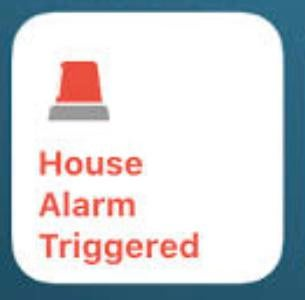 Triggered alarm, what is the process flow?  Does the alarm disarm automatically and turn off the siren or reset or do I have to do it manually?