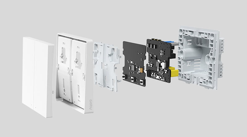 Updated Aqara D1 Switches Due Early March