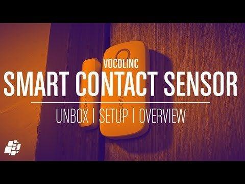 VOCOlinc VS1 smart contact sensor