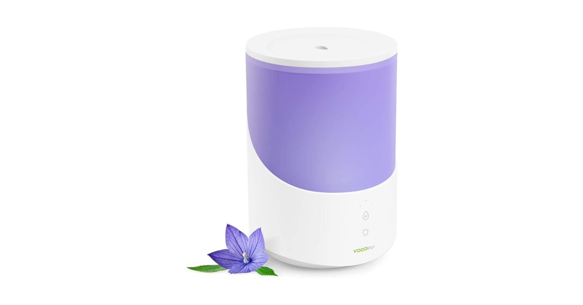VOCOlinc's new Cool Mist humidifier with HomeKit support is now available in the US