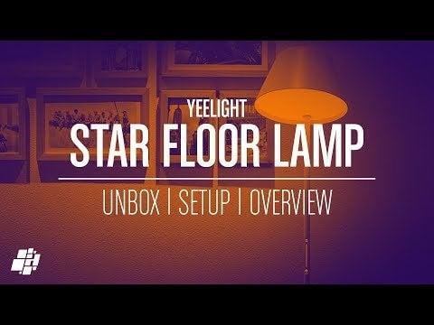 Video: Yeelight Star floor lamp