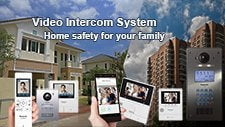 Video intercom + HomeKit