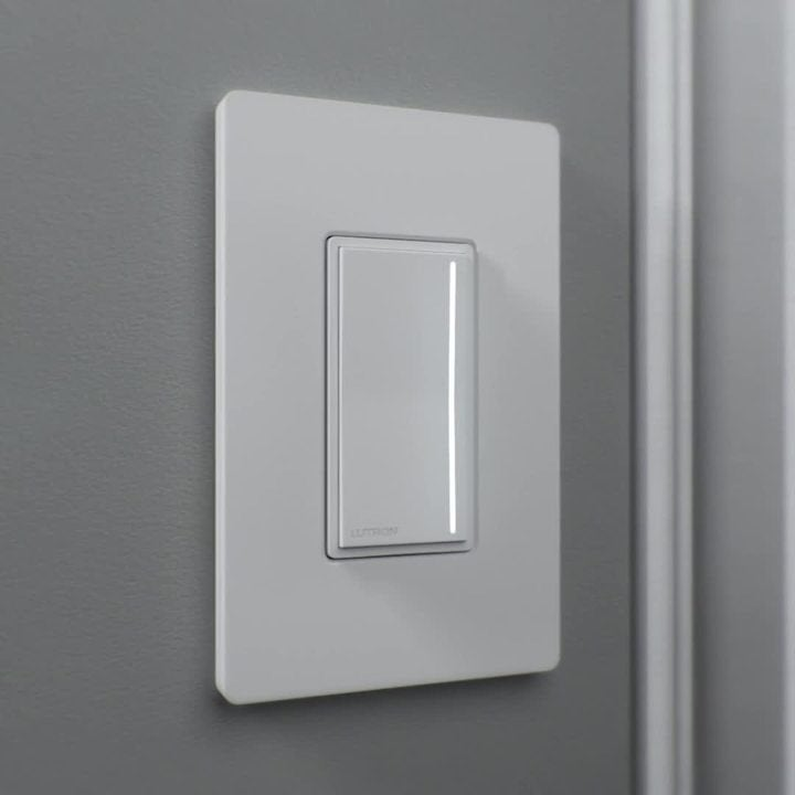 We really hope they make a switch compatible with the Lutron Sunnata Box.  The current ones are great, but hard to use by feeling.