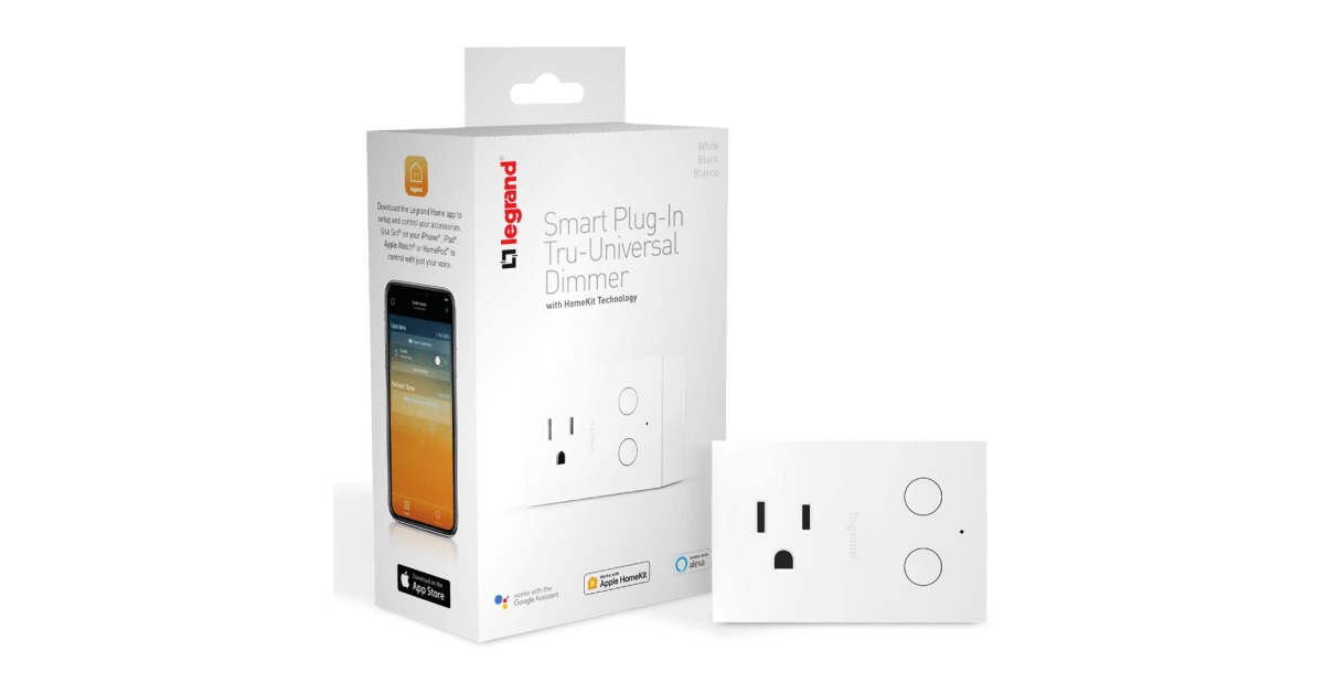Weekly HomeKit: Legrand Smart Switch brings adjustable bulb support to the HomeKit