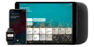 What are the benefits of Homekit when building a smart home?