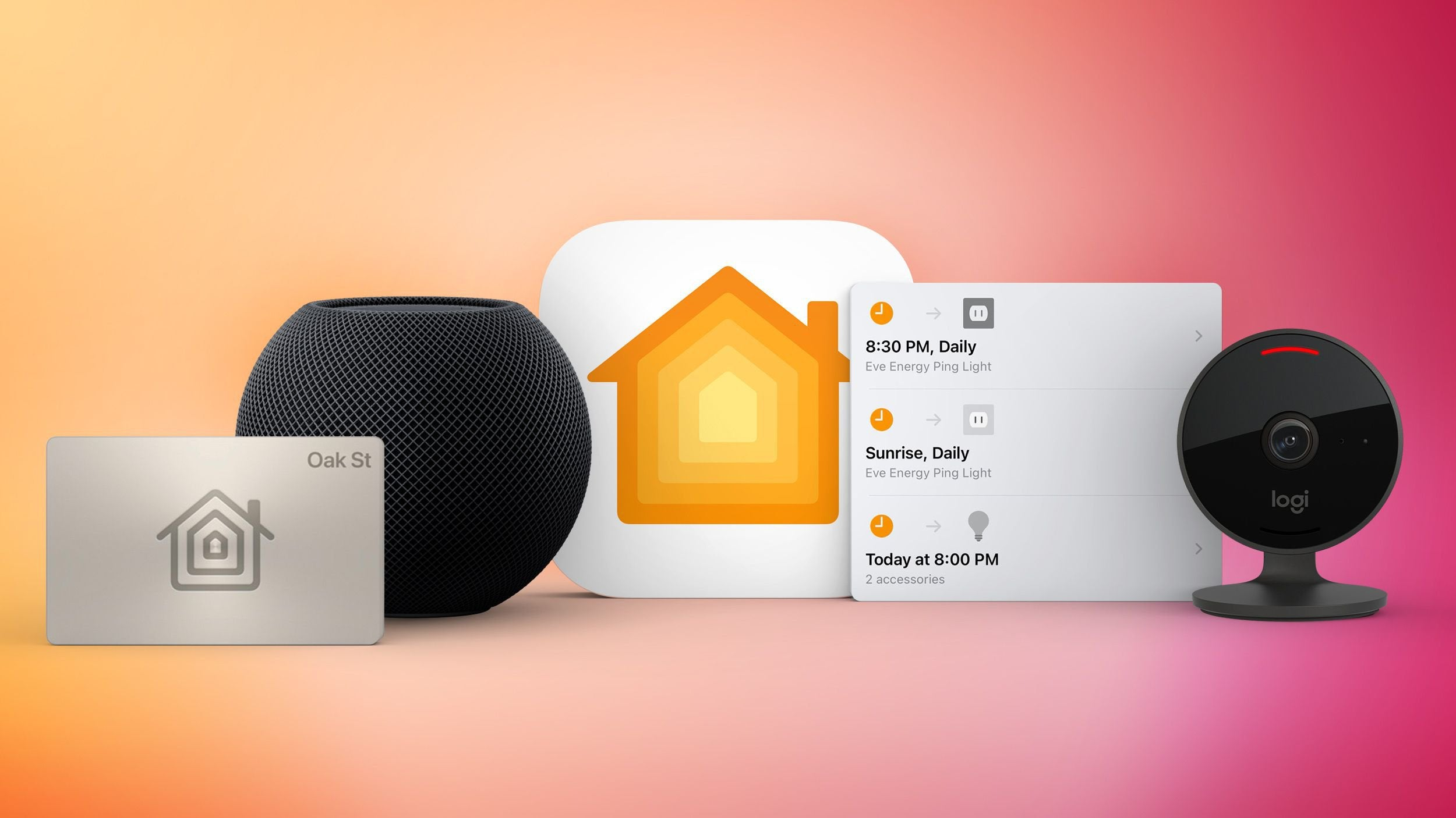 Whats new with HomeKit in iOS 15