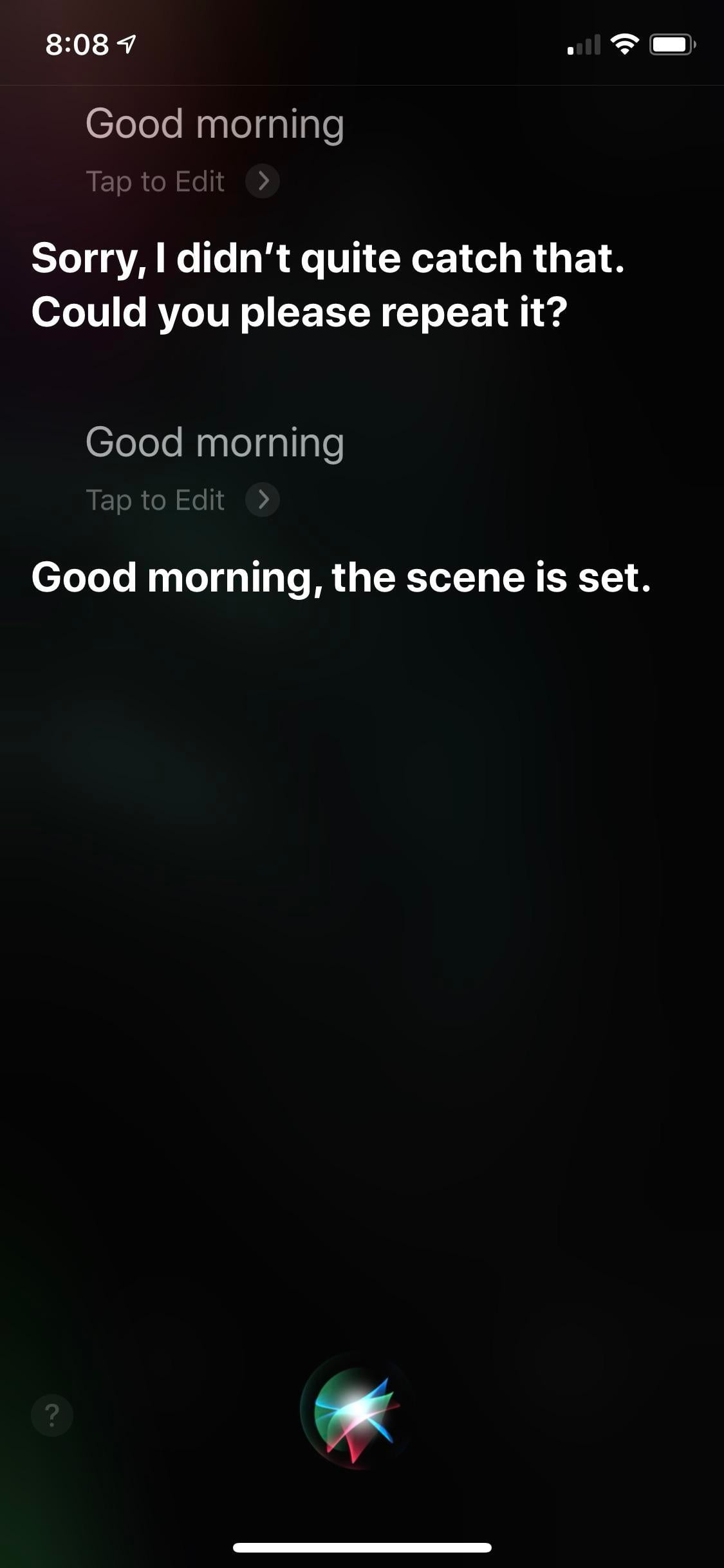 Whats wrong with siri Voice commands have been so misleading