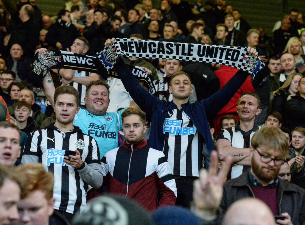 """Why some Newcastle fans aren't happy with Castore's """"leaked"""" home set"""