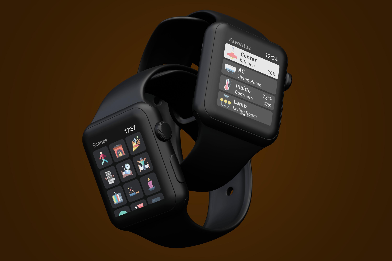WristControl The best way to control HomeKit on Apple