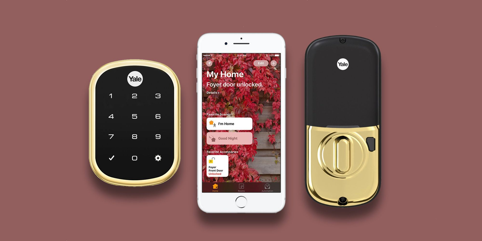 Yale's HomeKit or Z-Wave-compatible Assure Smart Lock is $151 (Save $70+)