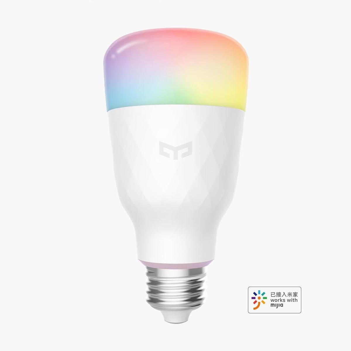 Yeelight presents Details of Improved Colour Smart Bulb
