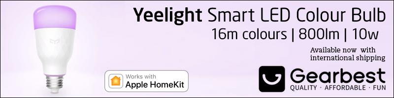 Yeelight Colour Smart Bulb Review