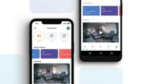 HomeKit Abode DIY package company launches major renewal in mobile applications