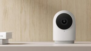 Affordable Aqara G2H Camera with HomeKit Secure Video is now available
