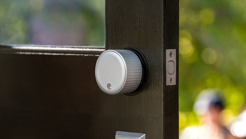 The thinnest and smartest August Wi-Fi smart lock is now available