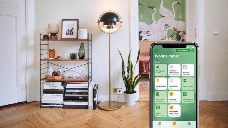 Bosch Smart Home HomeKit integration