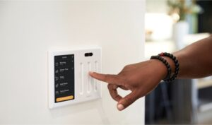 Brilliant Home Control now accepts Alexa ads and garage doors