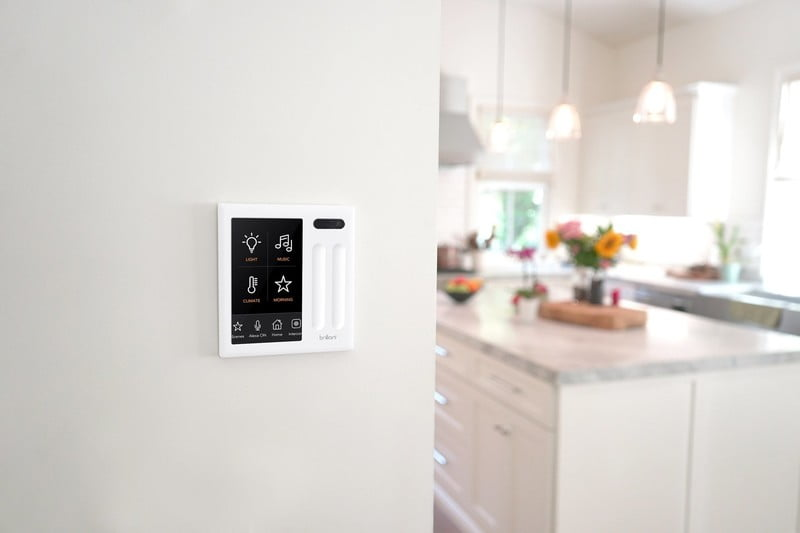 Brilliant Home Control adds support for Apple's HomeKit via public beta