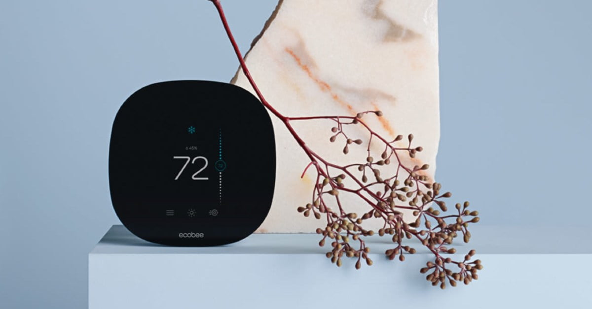 ecobee3 lite smart thermostat offers HomeKit support at 120 USD (save 29%)