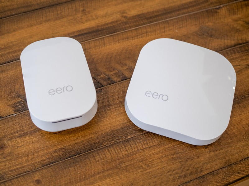 Eero's HomeKit-enabled network routers are now available from Apple