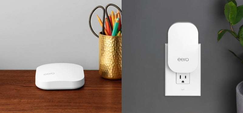 The eero 3.19 update adds dynamic frequency selection and WPA3 support
