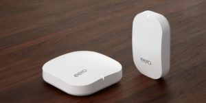 What security features come with eero Secure?