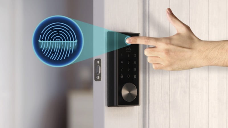 eufy Smart Lock Touch with the launch of fingerprint recognition next month