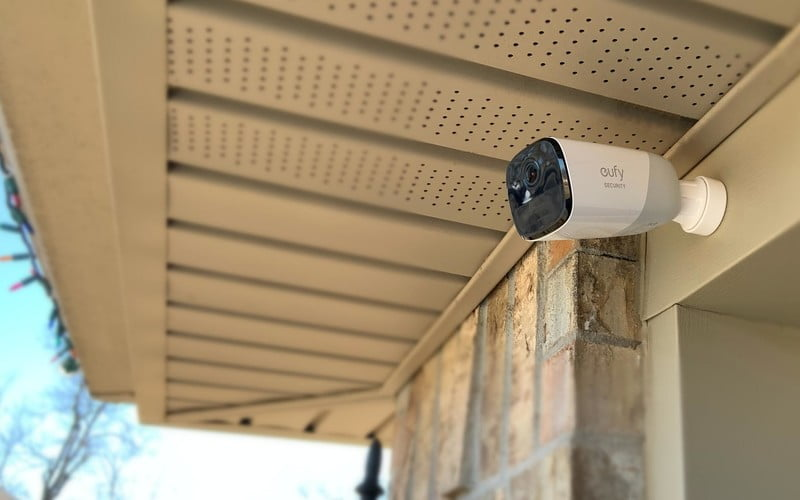 The EufyCam 2 / 2C update adds HomeKit Secure Video to the wireless camera line