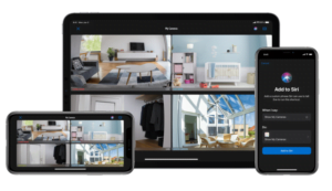 The Eve for HomeKit update adds a new overview of the camera and the Eve Cam upgrade